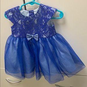 Baby Girl Dress (Size 6-9)